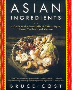 Asian Ingredients - Bruce Cost - cover