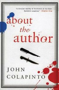 About the Author - John Colapinto - cover
