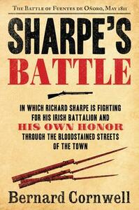 Sharpe's Battle: The Battle of Fuentes de Onoro, May 1811 - Bernard Cornwell - cover