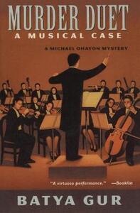 Murder Duet: A Musical Case - Batya Gur - cover