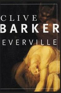 """Everville: The Second Book of """"the Art"""" - Clive Barker - cover"""