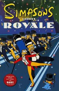 Simpsons Comics Royale - Matt Groening - cover