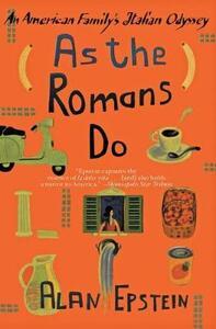 As The Romans Do - Alan Epstein - cover