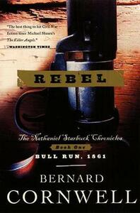 Rebel - Bernard Cornwell - cover