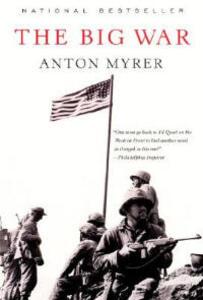 The Big War - Anton Myrer - cover