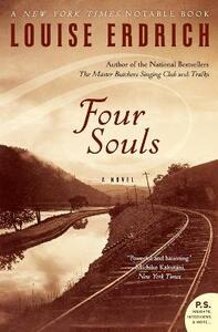 Four Souls - Louise Erdrich - cover