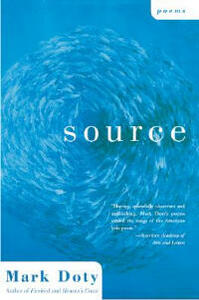 Source: Poems - Mark Doty - cover