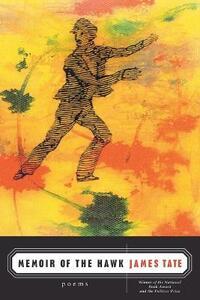 Memoir of the Hawk - James Tate - cover