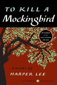 To Kill a Mockingbird - Harper Lee - cover