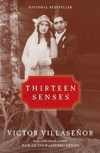 Thirteen Senses - Victor Villasenor - cover