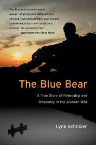 Blue Bear - Lynn Schooler - cover