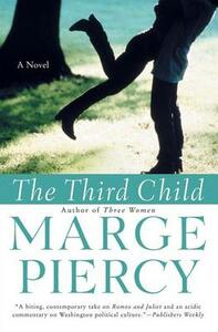 The Third Child - Marge Piercy - cover