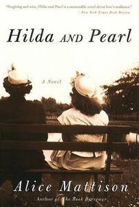 Hilda & Pearl - Alice Mattison - cover