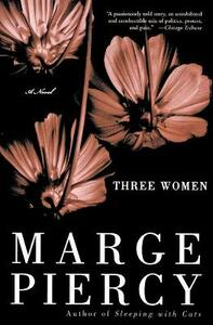 Three Women - Marge Piercy - cover