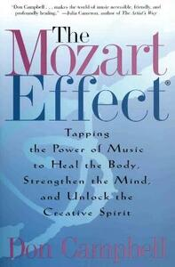 Mozart Effect Tpb - Don Campbell - cover