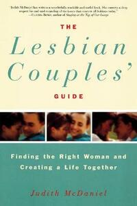 The Lesbian Couples Guide - Judith McDaniel - cover