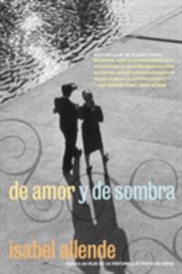 De Amor Y De Sombra - Isabel Allende - cover