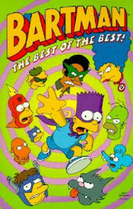 Bartman: The Best of the Best! - Matt Groening - cover