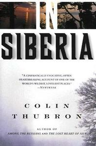 In Siberia - Colin Thubron - cover
