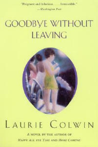 Goodbye Without Leaving - Laurie Colwin - cover