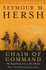 Chain of Command - Seymour M Hersh - cover