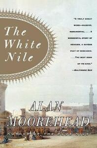 The White Nile - Alan Moorehead - cover