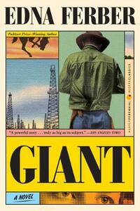 Giant - Edna Ferber - cover