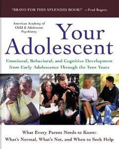 Your Adolescent - David Pruitt - cover