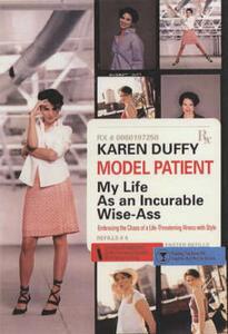 Model Patient - Karen Duffy - cover