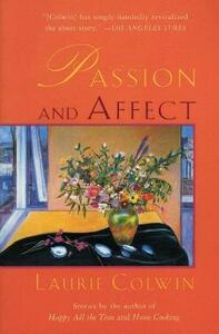 Passion and Affect - Laurie Colwin - cover