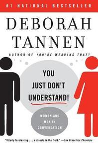 You Just Dont Understand - Deborah Tannen - cover
