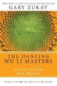 Dancing Wu Li Masters - Gary Zukav - cover