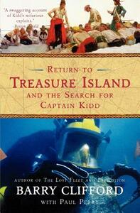 Return to Treasure Island and the Search for Captain Kidd - Barry Clifford,Paul Perry - cover