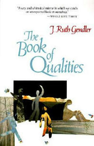 The Book of Qualities - R. Gendler - cover
