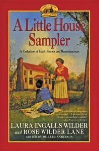 Little House Samp - Wilder - cover