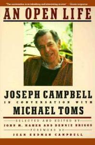 An Open Life - Joseph Campbell - cover