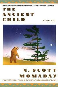 The Ancient Child - N. Scott Momaday - cover