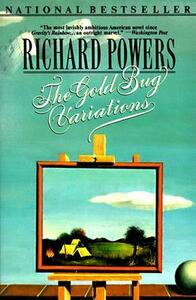 The Gold Bug Variations - Richard Powers - cover