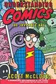 Libro in inglese Understanding Comics Scott McCloud
