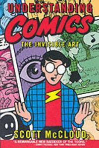 Understanding Comics - Scott McCloud - cover