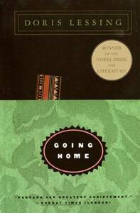 Going Home - Doris Lessing - cover