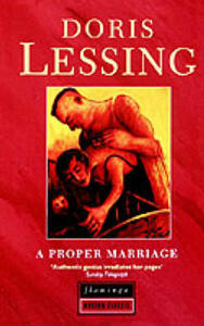 A Proper Marriage - Doris Lessing - cover
