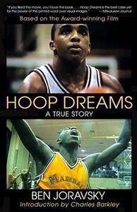 Hoop Dreams: a True Story of Hardship and Triumph - Ben Joravsky - cover