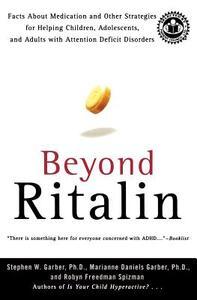 Beyond Ritalin - S.W. Garber - cover