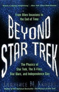 "Beyond ""Star Trek"" - Lawrence M. Krauss - cover"