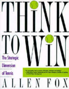 Think To Win - Allen Fox - cover
