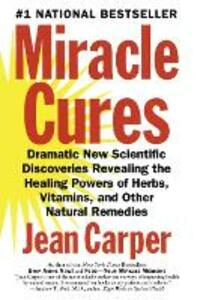 Miracle Cure - Jean Carper - cover
