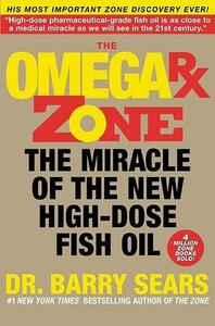 Omega Rx Zone - Barry Sears - cover