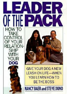 Leader of the Pack - Nancy Baer,Steve Duno - cover