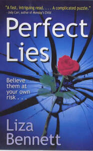 Perfect Lies - Liza Bennett - cover
